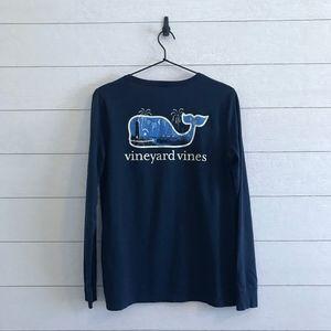 Vineyard Vines Whale Fireworks Top